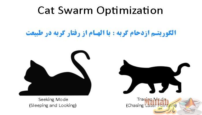 ترجمه مقاله الگوریتم ازدحام گربه Cat Swarm Optimization